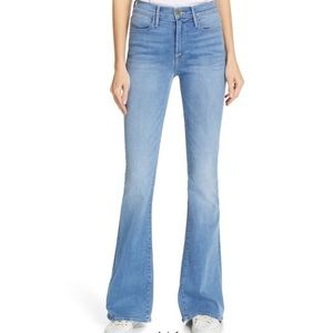 Frame Le High Flare Lovella Denim Jeans 27